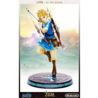"The Legend of Zelda Breath of the Wild: Link - 10"" Painted PVC Statue"